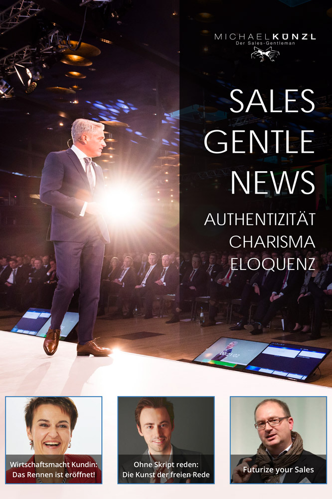 Sales Gentle News Michael Kuenzl
